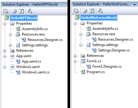 Hello WPF World, part 1   Sean's Stuff