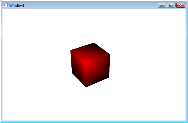 Drawing a Cube in WPF   Sean's Stuff