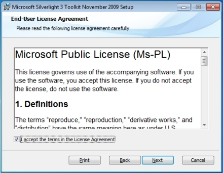 Toolkit License Agreement