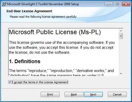 Toolkit License Agreement